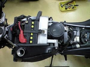 F650 FCR