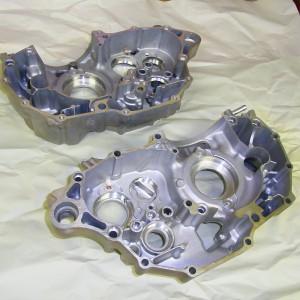 wr450f エンジン