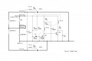 べベル GT750 レギュレーター